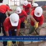 Chiclayo: Se capacitará a más de 3000 jóvenes de zonas rurales