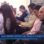 Chiclayo: Sala confirma sentencia que absuelve a Roberto Torres