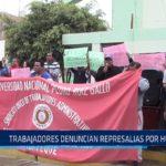 Chiclayo: Trabajadores denuncian represalia por huelga