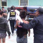 Chiclayo: Adolecentes se dedicaban a  asaltar taxistas