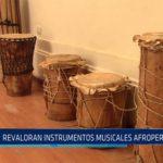 Chiclayo: Revaloran instrumentos musicales afroperuanos