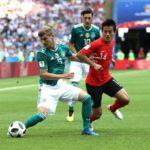 Alemania eliminada de Rusia 2018. Perdió 2-0 ante Corea del Sur