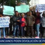 Piura: Ancianos exigen devolución de parcela