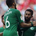Arabia Saudí ganó 2-1 y termina en tercer lugar, los faraones en el cuarto