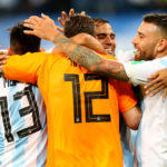 Agónico triunfo 2-1 de Argentina ante Nigeria