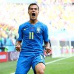 Brasil le gana 2-0 en el tiempo extra a Costa Rica