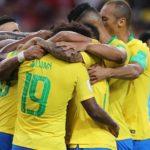 Brasil le ganó a Serbia 0-2 en el Mundial de Rusia 2018