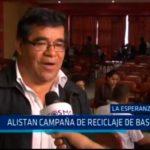 Trujillo: Alistan campaña de reciclaje de basura