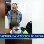 Trujillo: Capturan a vendedor de drogas