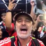Nacional: Carlos Alcántara se suma a la fiebre mundialita