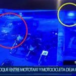 Piura: Choque entre mototaxi y motocicleta deja un muerto en Sullana