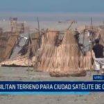 La Libertad: Habilitan terreno para ciudad satélite de Coscomba