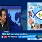 """Chiclayo: Conversamos con el chef Armando Brenis presidente de la  """"Asociación de chef del pacifico"""""""