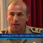 PNP: Crimen en Víctor Larco sería por cupos en obras