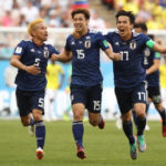 Japón sorprende a Colombia y le gana 2-1 en el debut