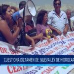 Chimbote: Congresista cuestiona dictamen de  nueva ley de hidrocarburos