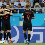 Rusia 2018: Croacia le ganó 2-1 a Islandia y lo eliminó