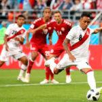 Famosos muestran su apoyo a la selección peruana