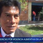 Piura: Denuncias de violencia familiar aumentan en la prefectura