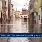 Chiclayo: Trabajan en plan maestro de drenaje pluvial de Chiclayo