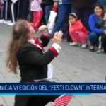 "Trujillo: Inicia VI edición del ""Festi Clown"" internacional"
