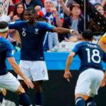 Francia venció 2 a 1 a Australia en su primer partido del Grupo C