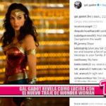 Gal Gadot revela cómo lucirá con el nuevo traje de Wonder Woman