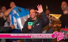 Internacional: Interrumpen trasmisión de programa deportivo