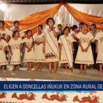 Chiclayo: Eligen a doncellas IÑIKUK, en zona rural de Olmos