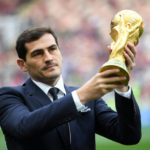 Rusia 2018: Iker Casillas y Natalia Vodianova presentaron la Copa del Mundo