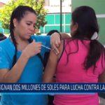Chiclayo: Asignan dos millones de soles para luchar contra la influenza