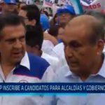 APP inscribe a candidatos para alcaldías y Gobierno Regional