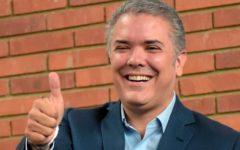 Colombia: Iván Duque, se proclamó nuevo presidente