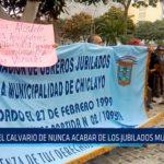 Chiclayo: El calvario de nunca acabar de los jubilados municipales