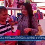 Chiclayo: Fiscalía investiga atentado en la vivienda de Katiuska del Castillo