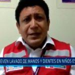 Trujillo: Promueven lavado de manos y dientes en niños especiales