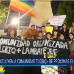Chiclayo: Excluyen a comunidad TLGBIQ+ de próximas elecciones