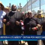 "USA: ""¡liberen a los niños!"" gritan por indocumentados"