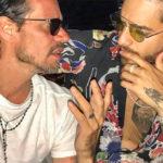 Internacionales: Maluma y Marc Anthony juntos en concierto en Perú