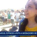 """Piura: Marisol Espinoza buscará solución en caso """"4 de mayo"""""""