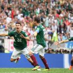 México venció históricamente a Alemania en Rusia 2018