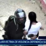 Piura: Mujer que fue víctima de violencia, defendió a su agresor