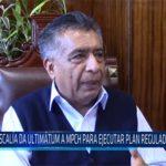 Chiclayo: Fiscalía da ultimátum a MPCH para ejecutar plan regulador de rutas