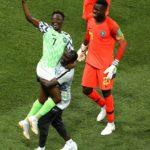 Nigeria gana a Islandia 2-0 con doblete de Musa se acercan a los octavos de final