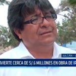 """La Libertad: Inicia construcción del """"Chavimochic del ande liberteño"""""""