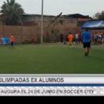Se inaugura el 24 de junio en Soccer City las Olimpiadas del Perpetuo Socorro