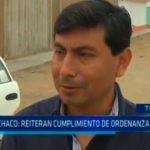 Trujillo: Reiteran cumplimiento de ordenanza ambiental