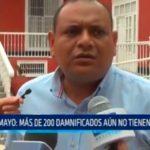 Pacasmayo: Más de 200 damnificados aún no tienen vivienda