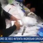 Piura: Padre de reo intenta ingresar droga al penal
