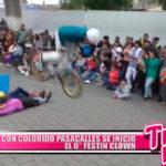 Local: Con colorido pasacalles Se Inició El 6° Festin Clown